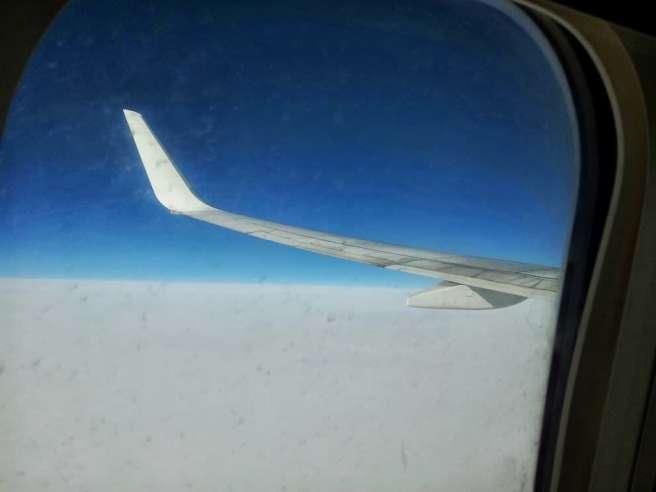Flug von Groningen nach Kreta