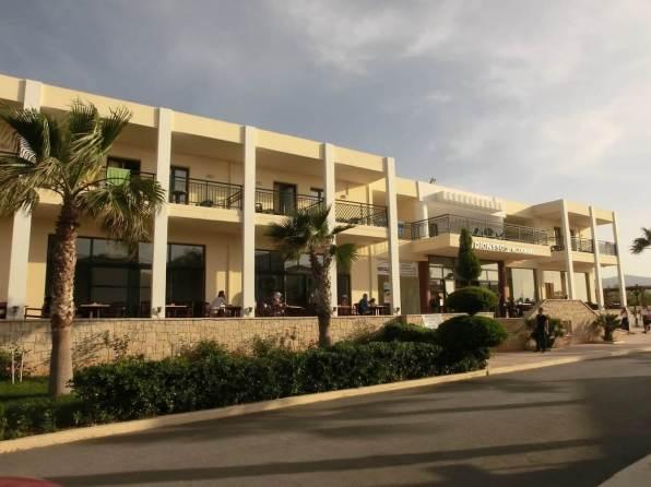 Unser Hotelrestaurant Dionysos