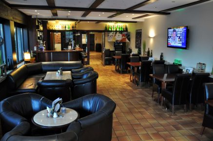 Bar - Hotel Traube