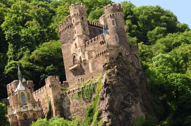 Rheinstein - die Burg