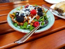 Ein leckerer Salat
