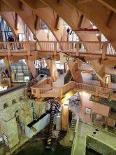Die Holzkonstruktion