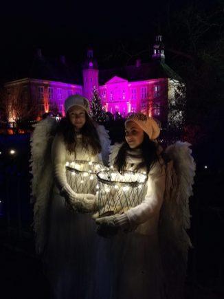 Weihnachtsengel von der Landpartie Schloss Gödens