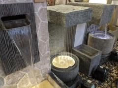 Moderne Brunnen