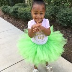 DIY No Sew Ribbon Tied Tutu
