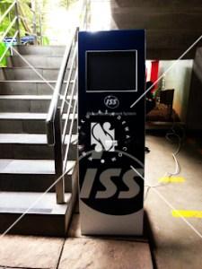 Mesin Antrian Kantor ISS