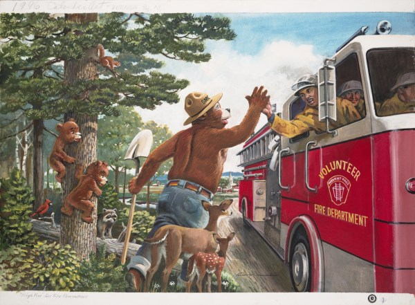 High Five Fire Protection Special Collections Exhibits