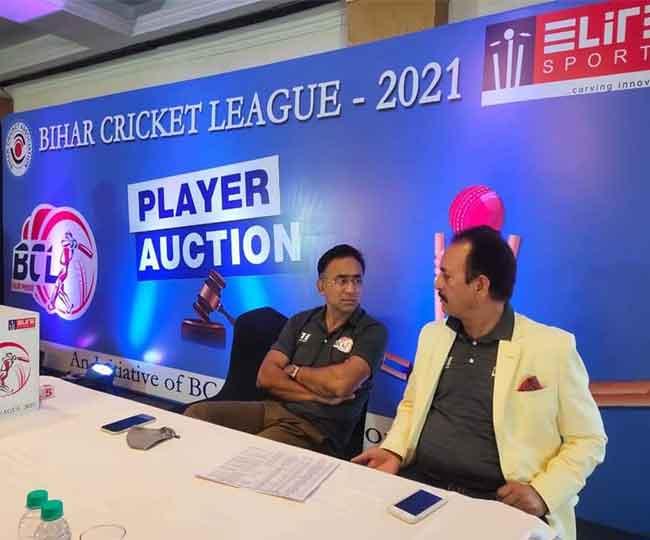 बिहार क्रिकेट लीग(BCL) के लिए लगी 100 क्रिकेटरों की बोली.. जानिए कौन कितने  में बिके | Nalanda Live