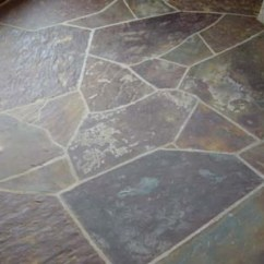 Stone Kitchen Flooring Adding Shelves To Cabinets Options For Natural And Bathroom Nalboor