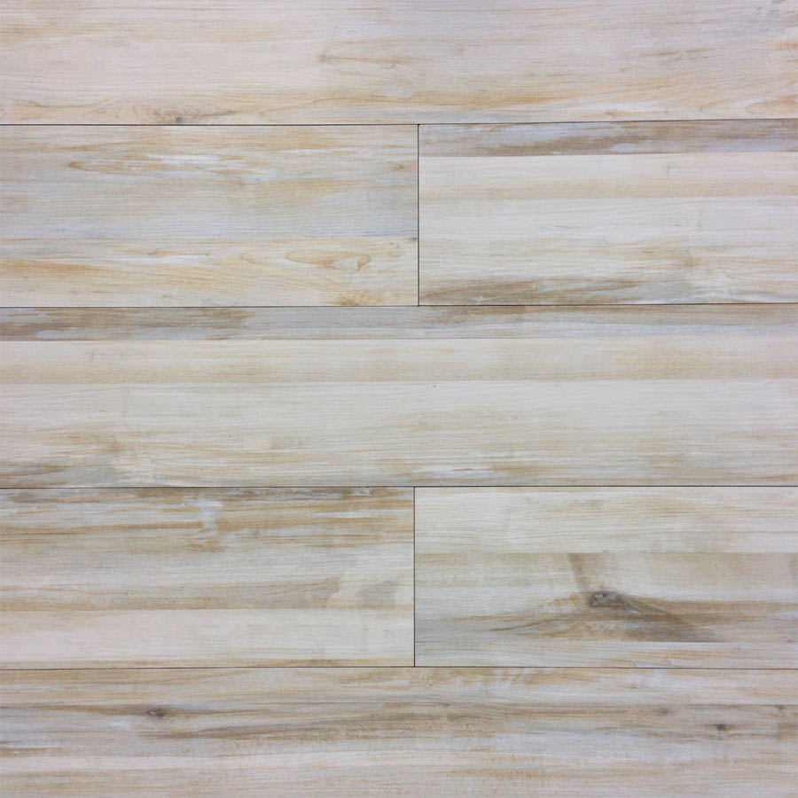 Porcelain Tiles With a Wood Grain Finish Better Than