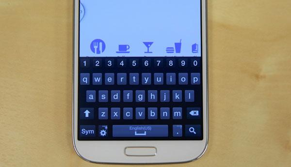 Galaxy-S5-Сочетания клавиш