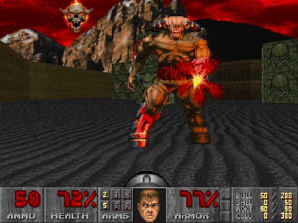 Doom-1-Лучшая игра для ПК