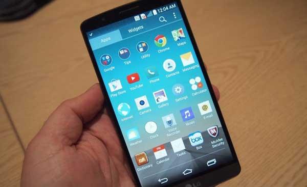 LG-G3-Дисплей