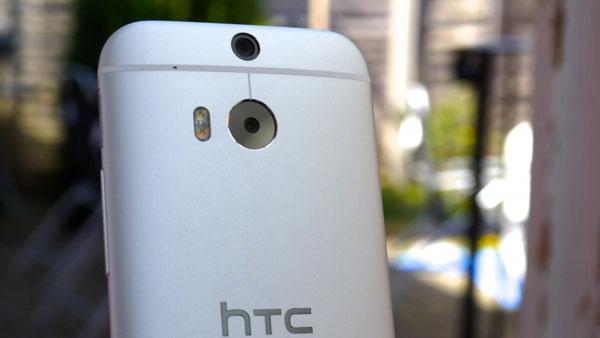 меню диагностики HTC One-M8