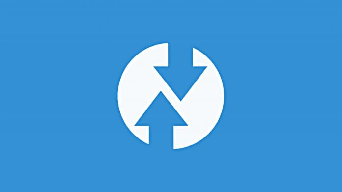 twrp логотип