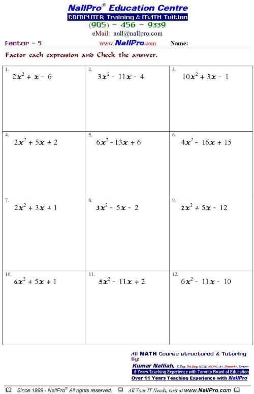 small resolution of Grade 10 Mathematics