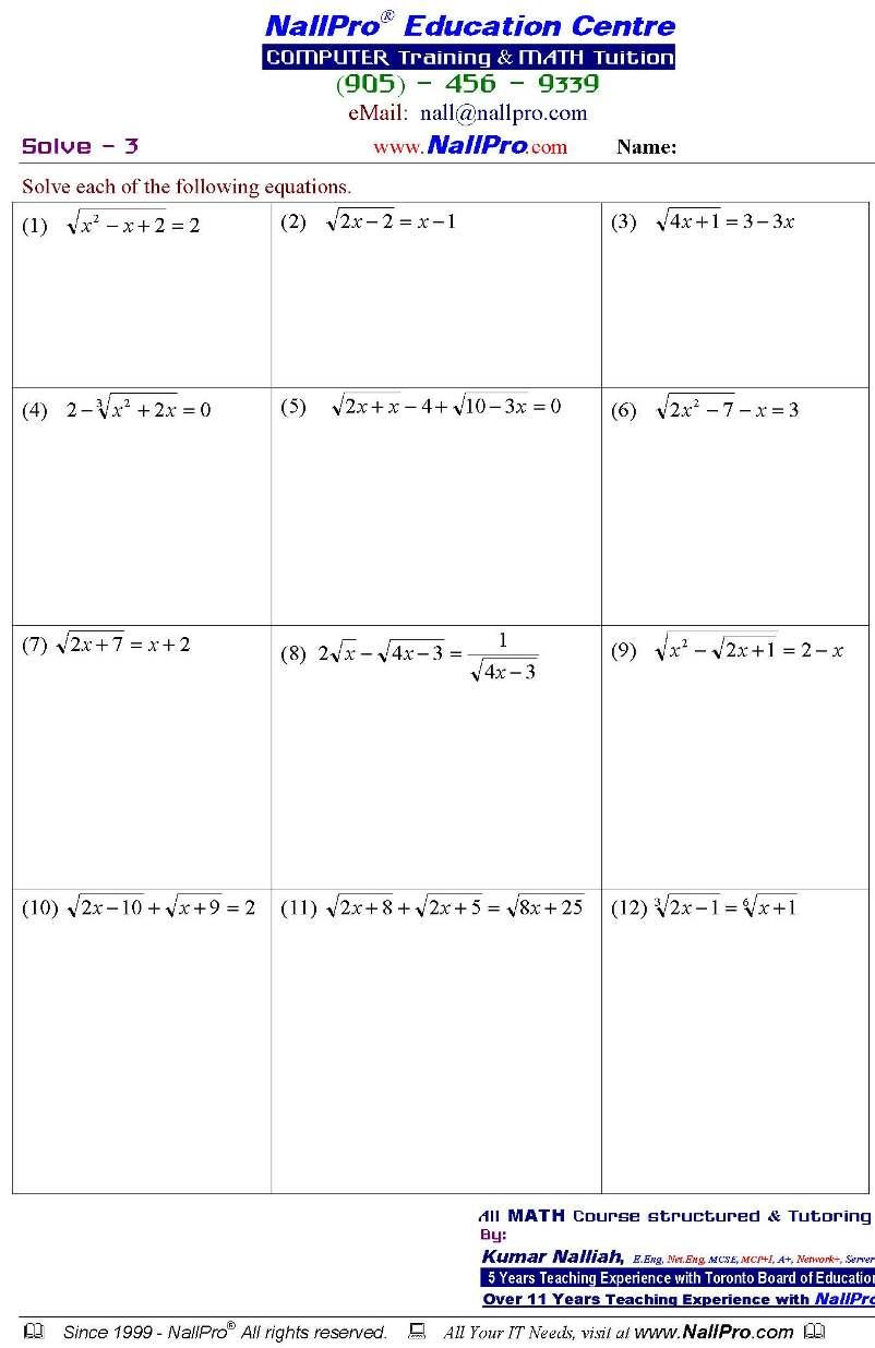 medium resolution of Grade 11 Mathematics
