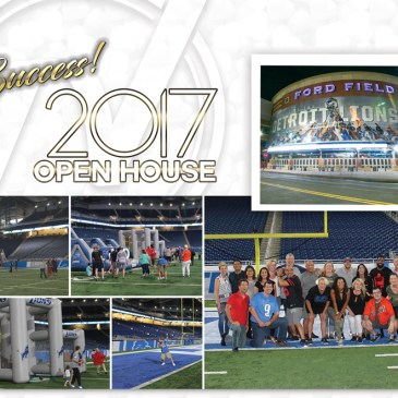 A Successful 2017 Open House!