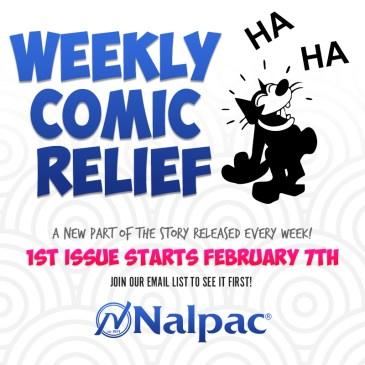 Adult Comic Relief