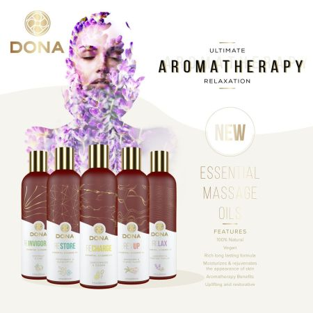 New Essential Oils for Aromatherapy