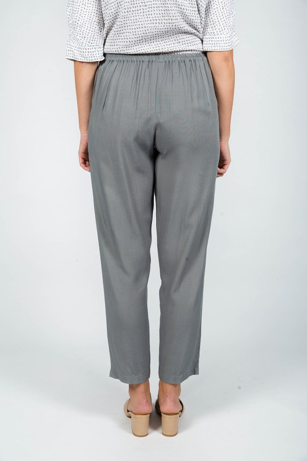 Evelyn Pants Grey