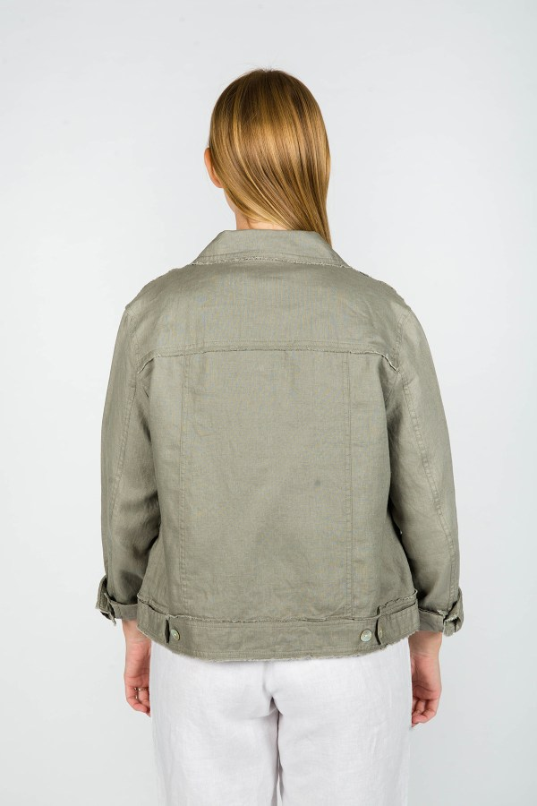 Lucy Jacket Thyme
