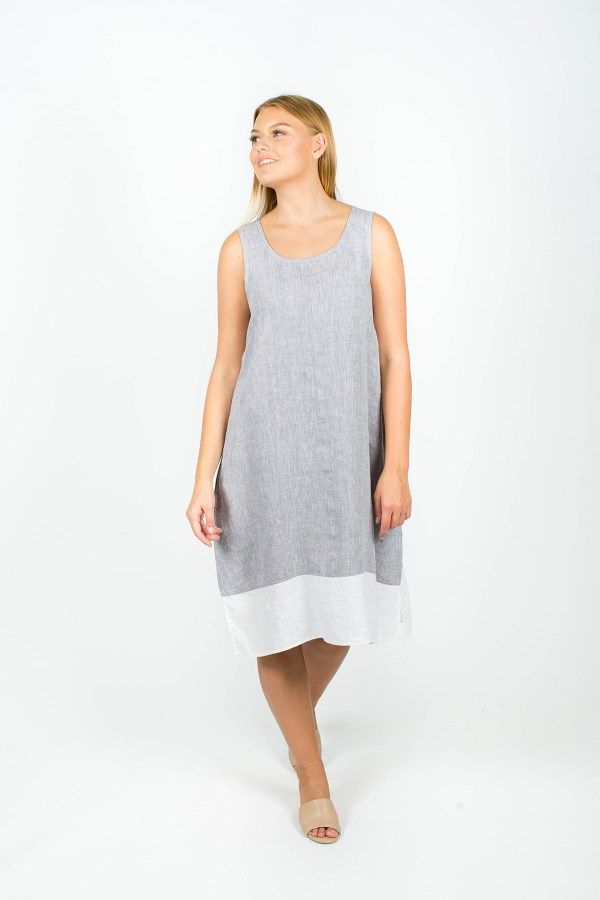 Maisy Dress Smoke
