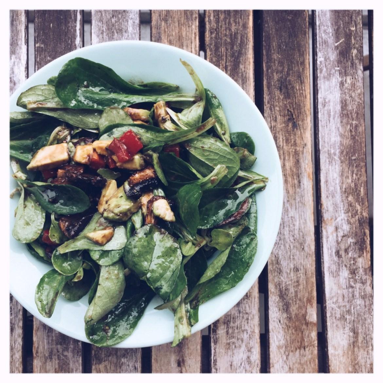 Vegan Salad Love