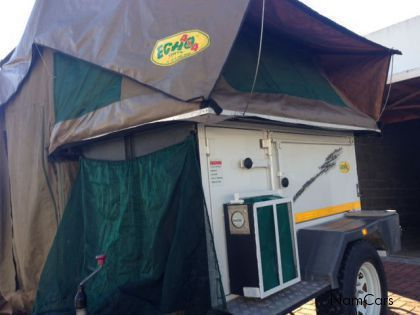 Used Echo 3 4x4 offroad camping trailer  2004 4x4 off