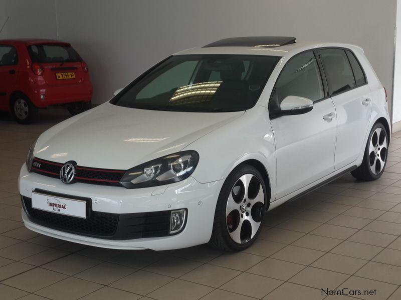 Used Volkswagen Golf Vi Gti 2012 Golf Vi Gti For Sale
