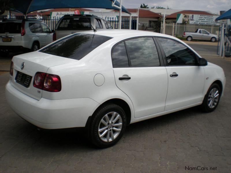 Used Volkswagen Polo Vivo 1 6i Trendline Sedan 2012 Polo