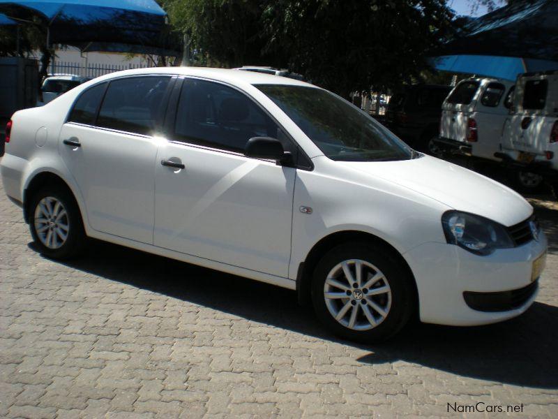 Used Volkswagen Polo Vivo 1 6i Sedan 2013 Polo Vivo 1 6i