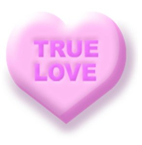 love compatibility heart true love