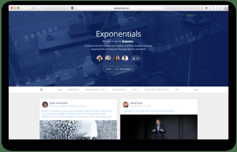 Exponentials.xyz – Deloitte