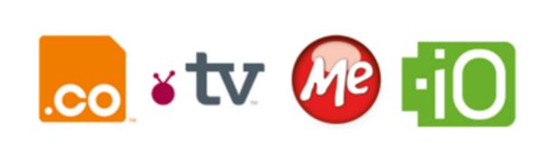 TLD logos