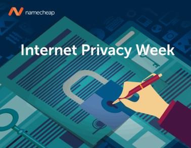 Internet Privacy Week - Namecheap