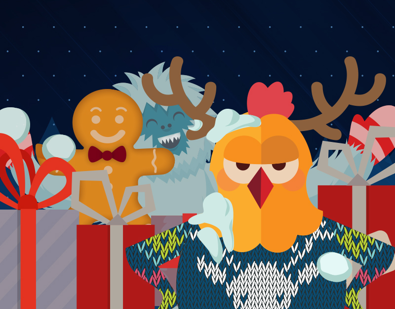 Hero image of Celebrate the Holidays with a Special Deal on .COM DomainsHarness the Power of WordPress Frameworks