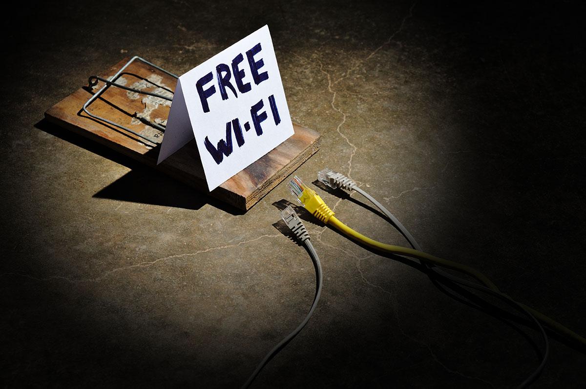 Hero image of Staying Safe on Public Wi-Fi