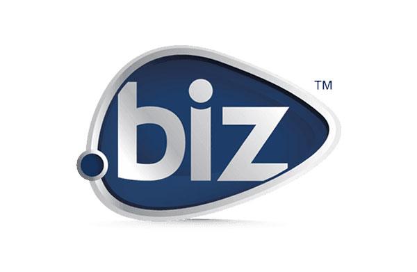 .biz domain logo