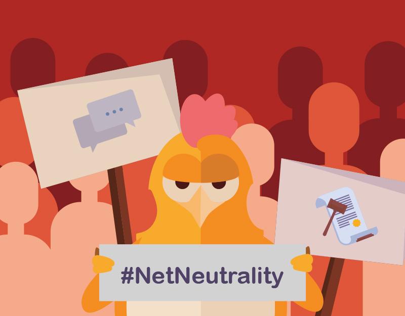 Hero image of FCC Prepares to Vote to Kill Net Neutrality
