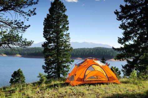 single tent