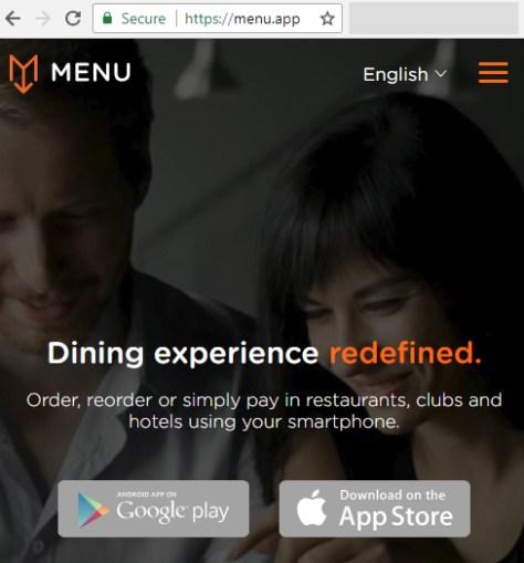 menu.app image
