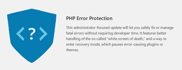 php error protection
