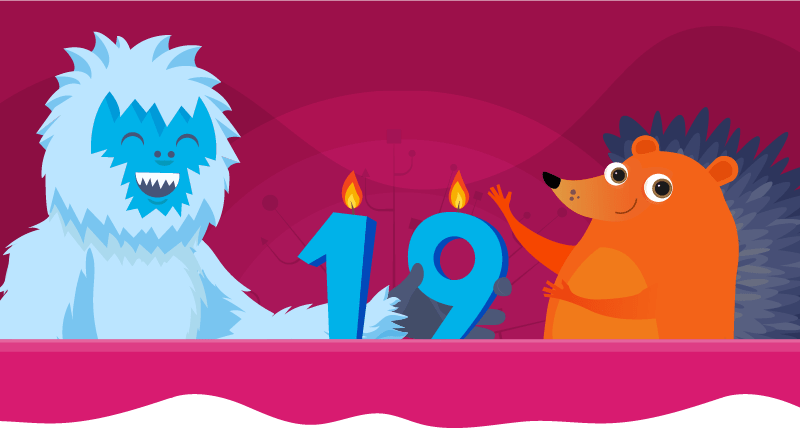 Hero image of Namecheap Turns 19 Today—Our Big Birthday BonanzaHow to Create a Great Web Content Strategy