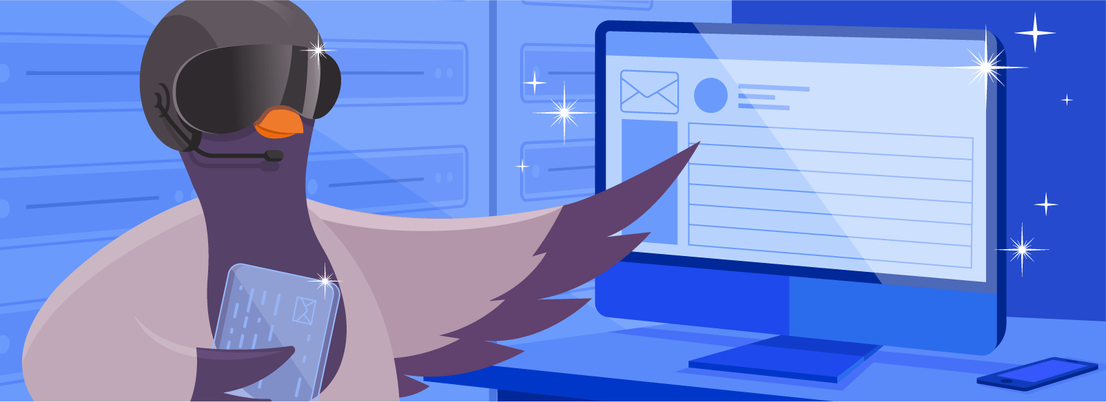 Hero image of Private Email Refreshed with Exciting Features!