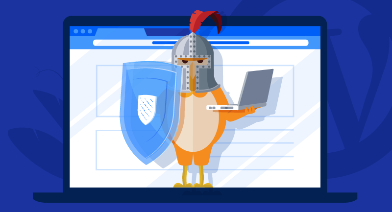 Hero image of A-Z Website Security for WordPress Business Owners