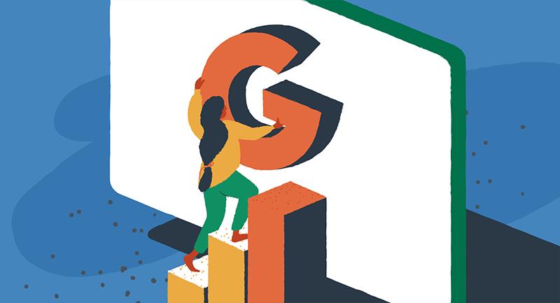 Illustration for Google Analytics