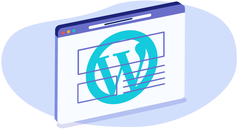 Using WordPress as a web platform