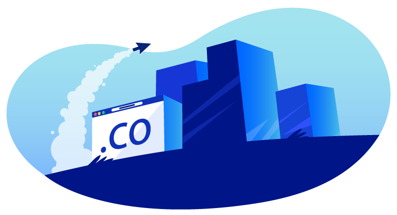 How .CO became the hot domain for startups