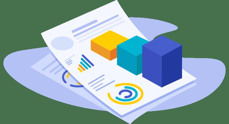 sales growth charts